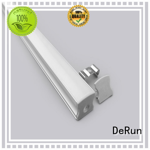 DeRun aluminum profile led bulk production for signboard